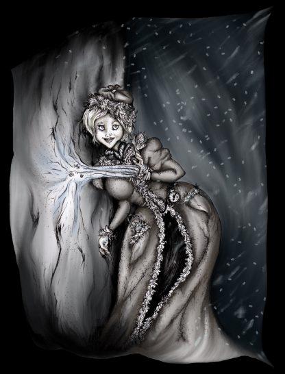 Phantine's Dinner - Creepy Lili's Emporium - Shop Alia Lorae Merchandise