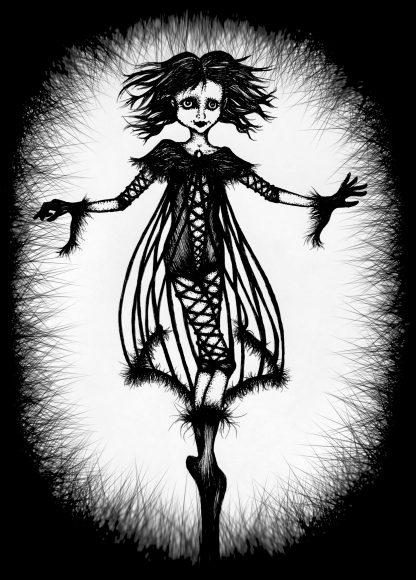 Wispy Weirdling - Creepy Lili's Emporium - Shop Alia Lorae Merchandise